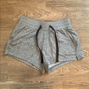 Zella grey shorts size XXS!